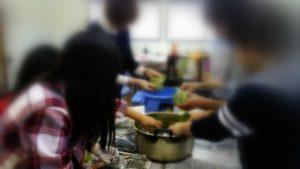不登校経験のある生徒も十分学習についていけます。