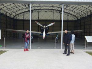 通信制高校生徒の遠足予科練平和記念館