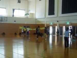 通信制高校体育の授業