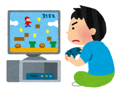 ゲームが好きとゲームが作りたいは別です。ゲームが好きだからプログラミングしたいということもありません。