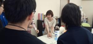 声優の武藤香奈さんのマジック